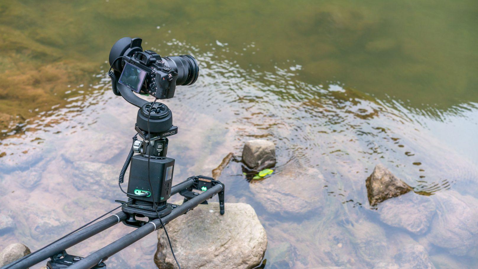Syrp三轴延时摄影电控系统-郎酒项目-赤水河