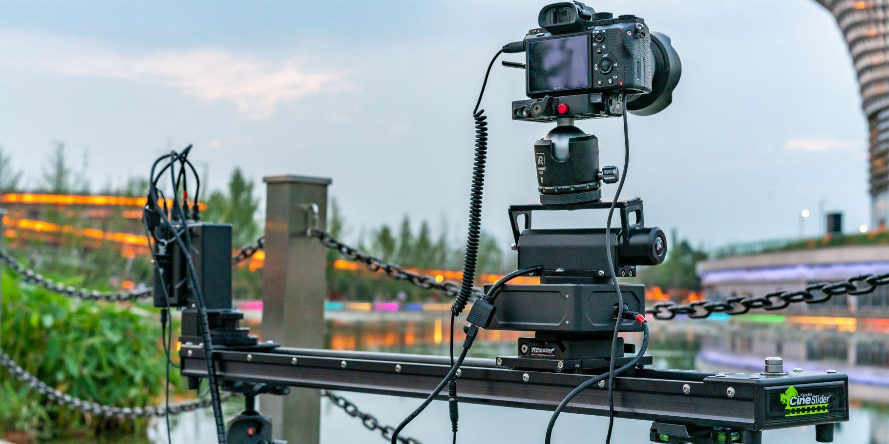 Kessler专业3轴延时摄像器材 - 稳定,高效
